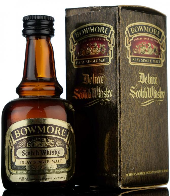 Bowmore De Luxe Islay Single Malt