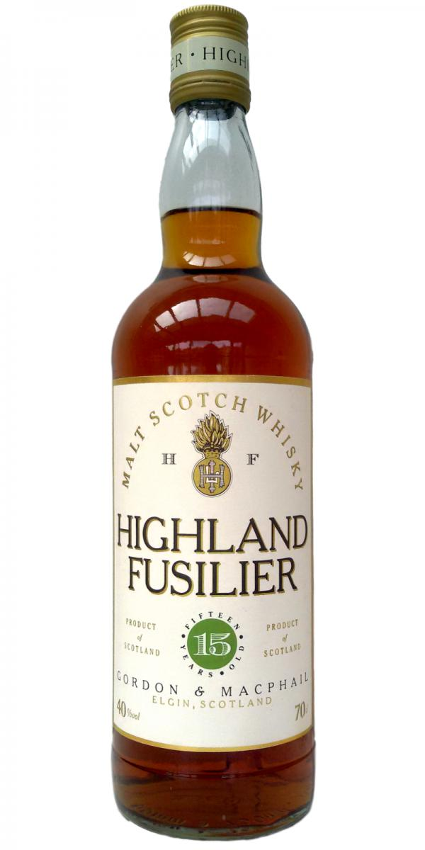 Highland Fusilier 15-year-old GM