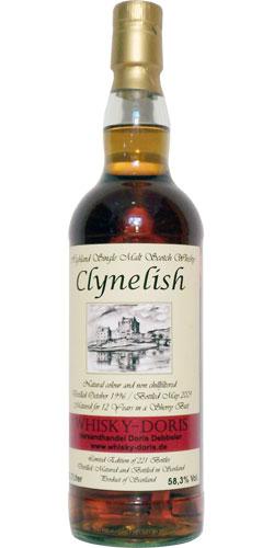Clynelish 1996 WD