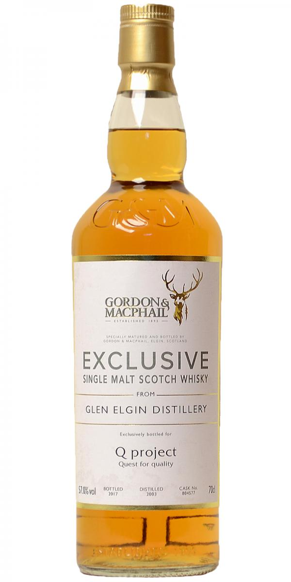 Glen Elgin 2003 GM