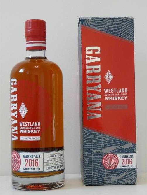 Garryana 2016 Edition 1|1
