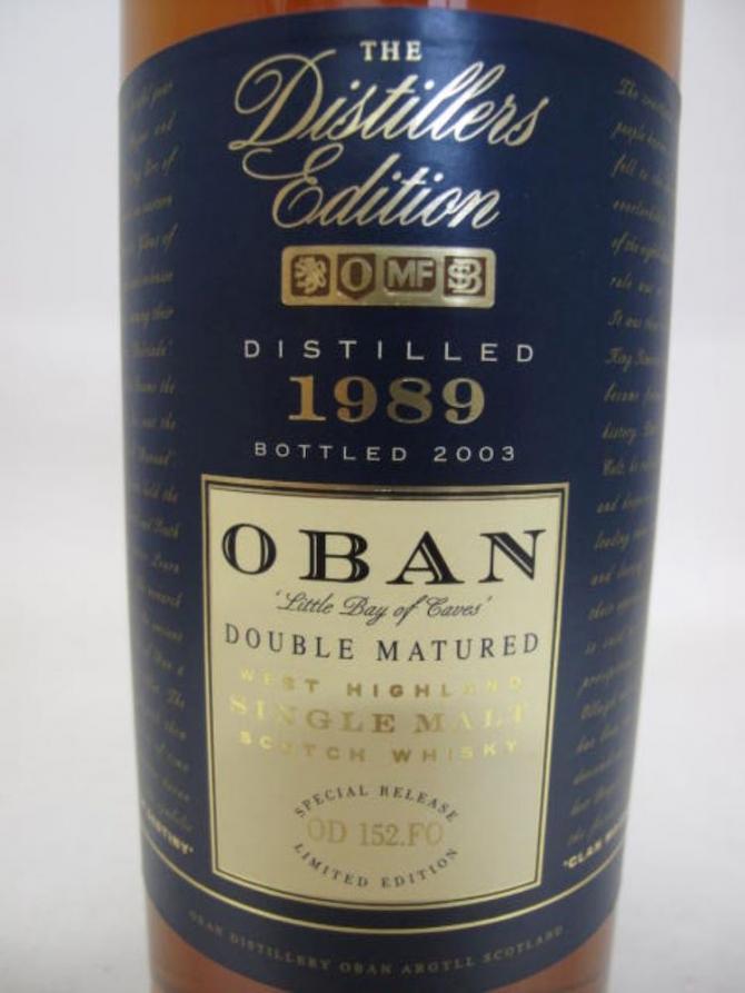 Oban 1989