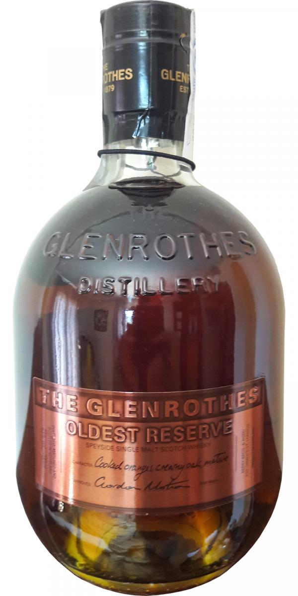 Glenrothes Oldest Reserve