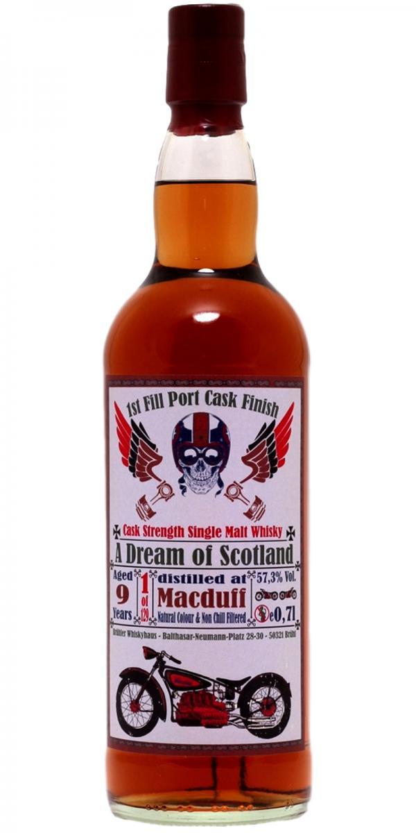 Macduff 2008 BW