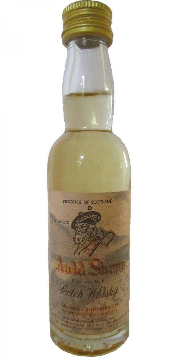 Auld Shepp Scotch Whisky