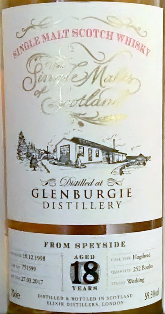 Glenburgie 1998 ElD