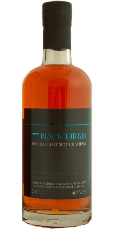 Black Tartan Blended Malt Scotch Whisky