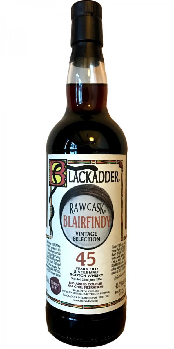 Blairfindy 1966 BA