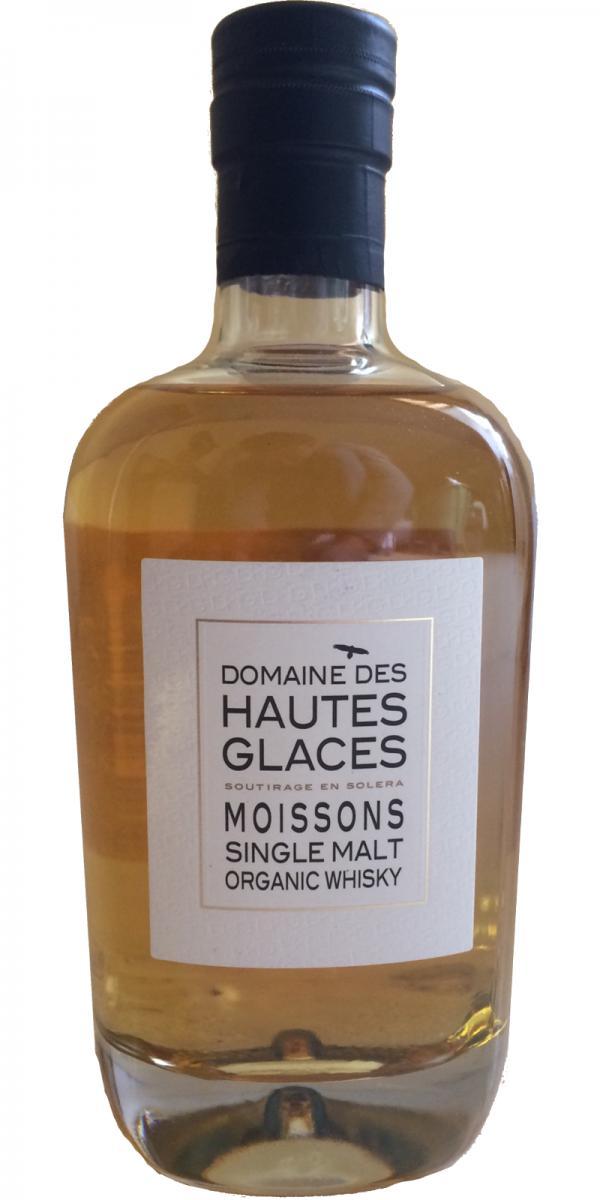 Domaine des Hautes Glaces Moissons - Single Malt