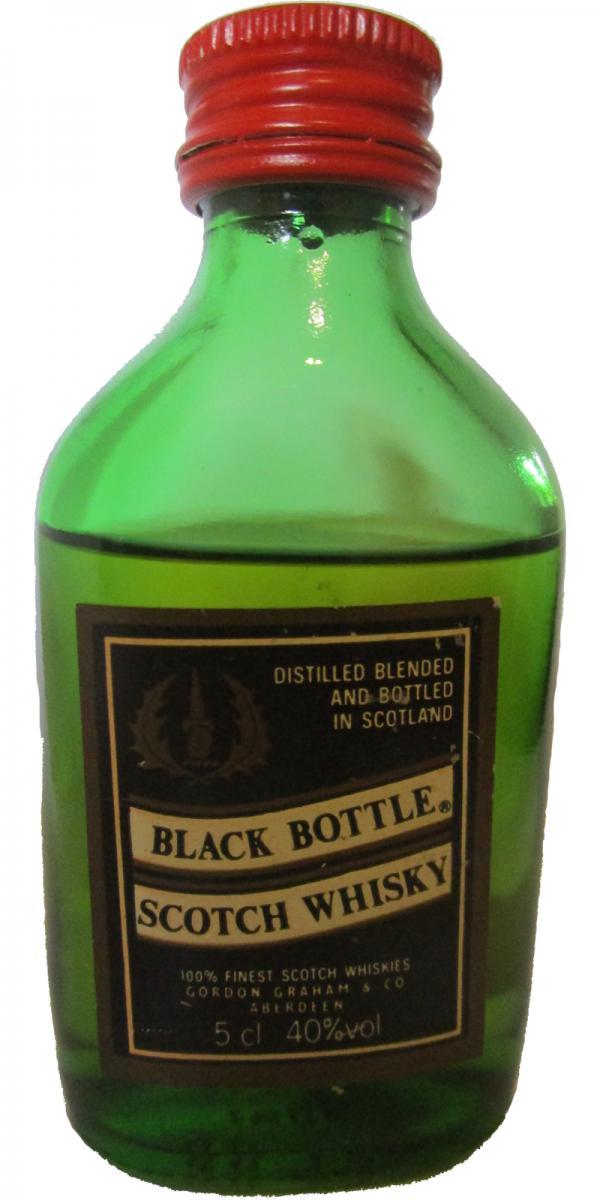 Black Bottle Scotch Whisky