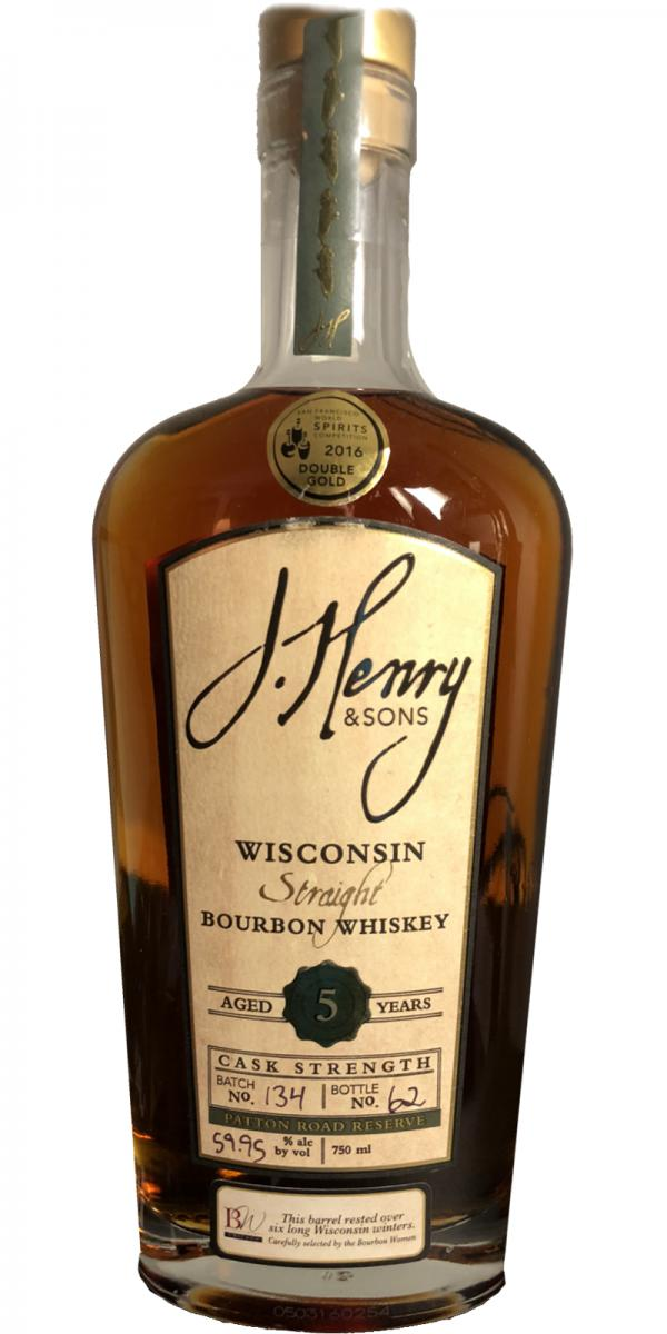 J. Henry & Sons 05-year-old