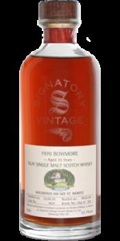 Bowmore 1970 SV