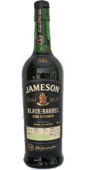 Jameson Black Barrel - Cask Strength