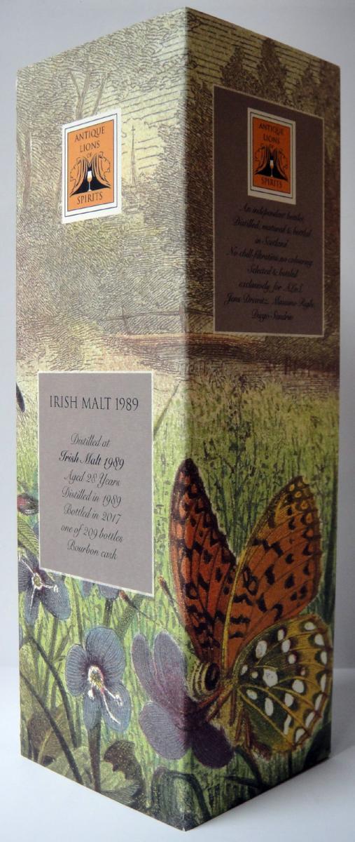 Irish Malt 1989 ALOS