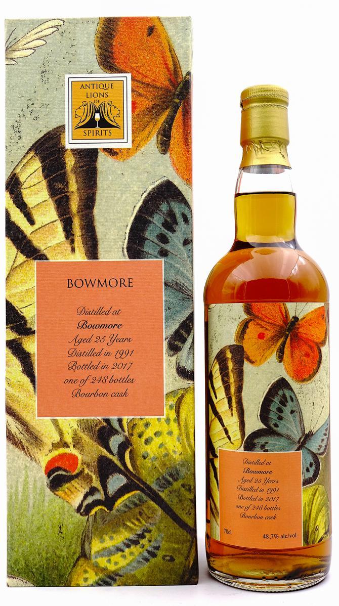 Bowmore 1991 ALOS