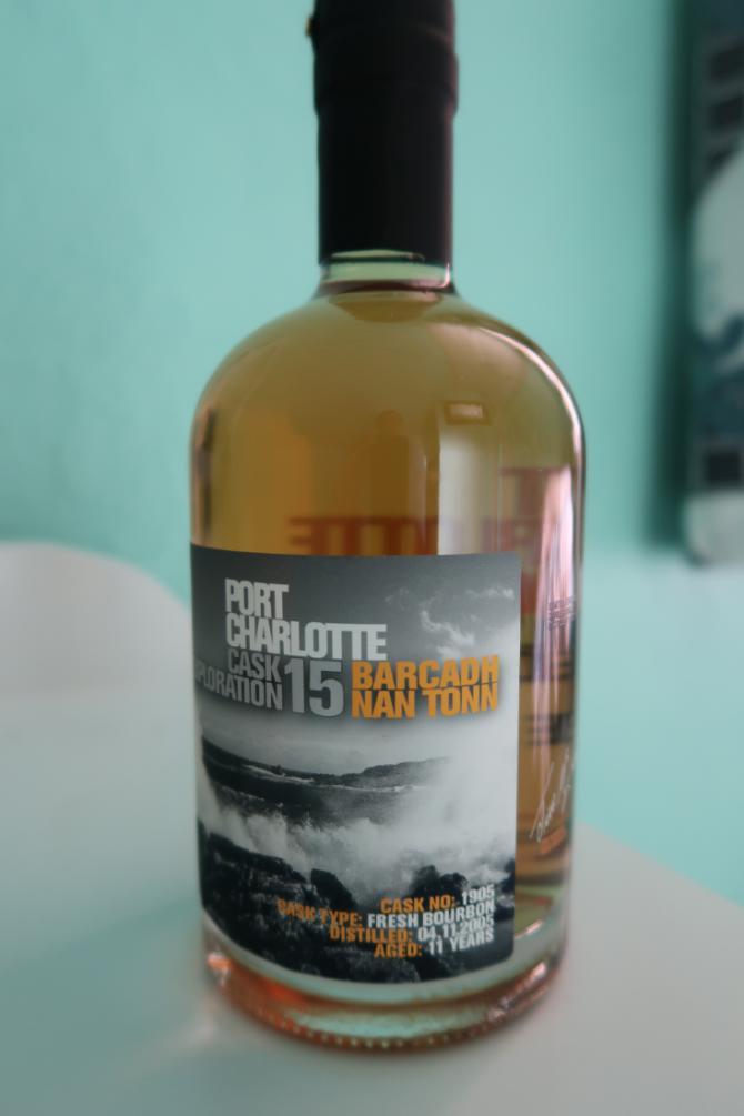 Port Charlotte Cask Exploration 15