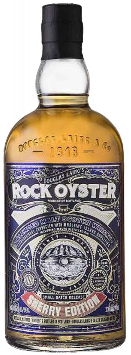 Rock Oyster Sherry Edition DL
