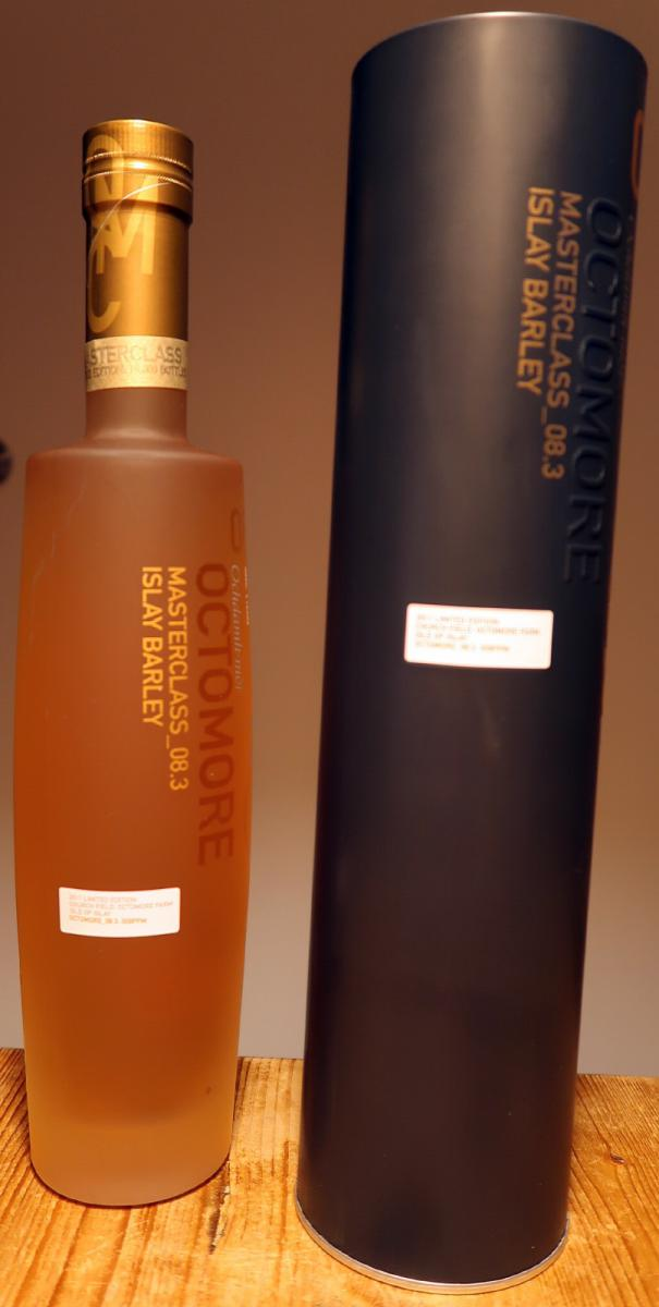 Octomore Edition 08.3 Masterclass / 309 PPM