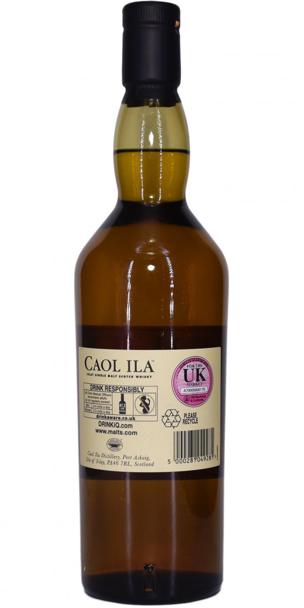 Caol Ila Distillery Exclusive Bottling