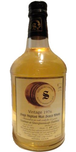 Glenglassaugh 1976 SV