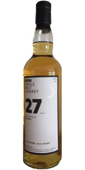 Irish Single Malt Whiskey 1990 AdF
