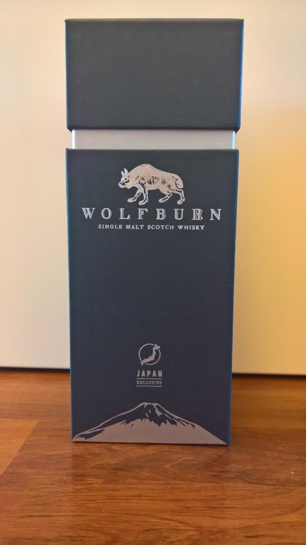 Wolfburn Japan - Exclusive