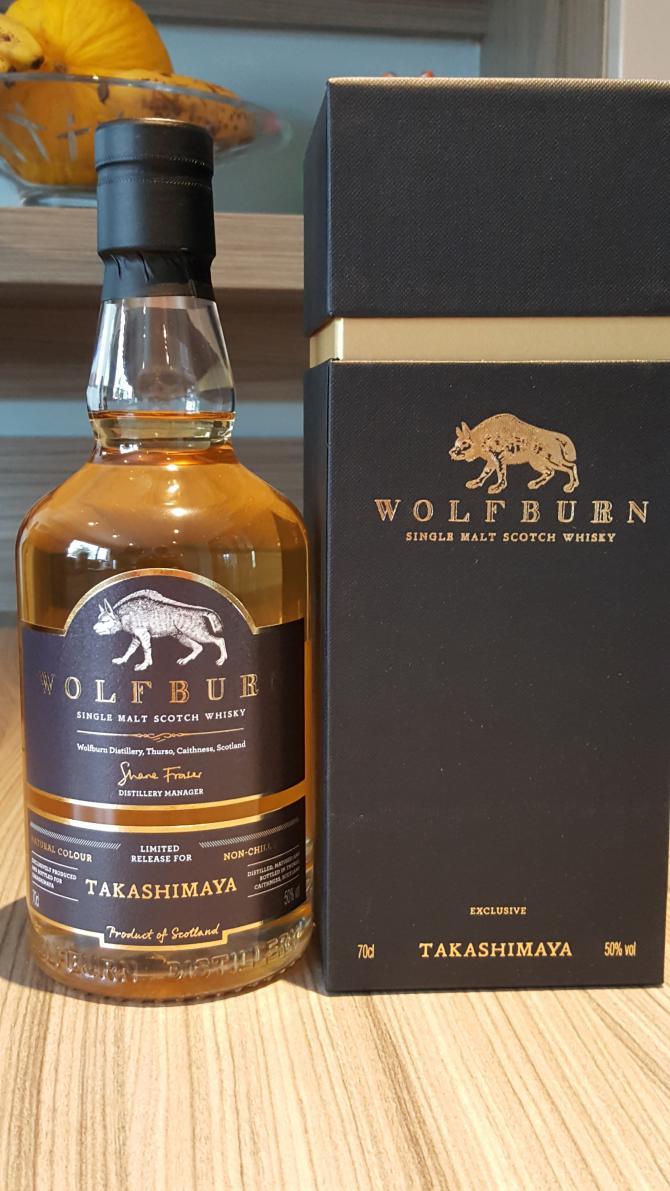 Wolfburn Takashimaya