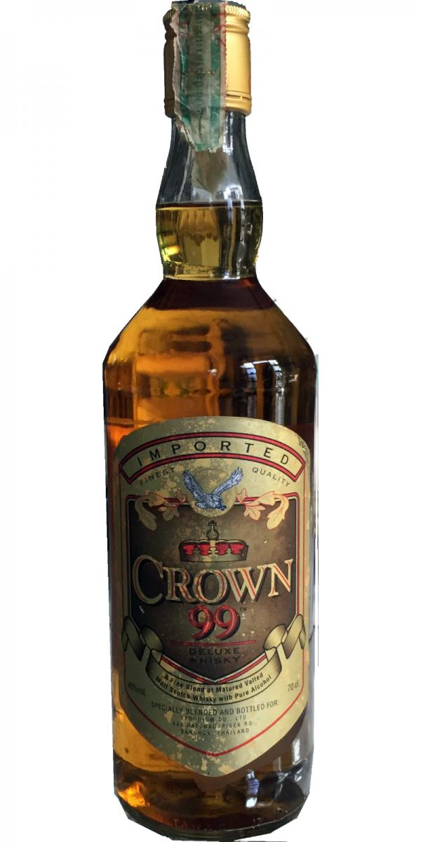 Crown 99 Deluxe Whisky