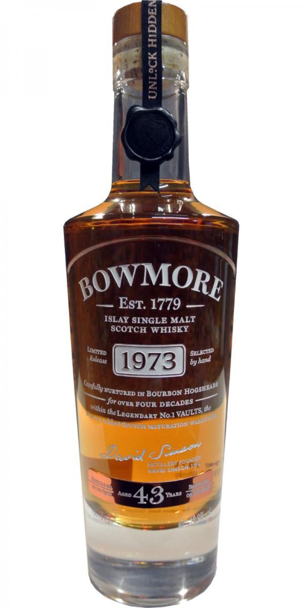 Bowmore 1973