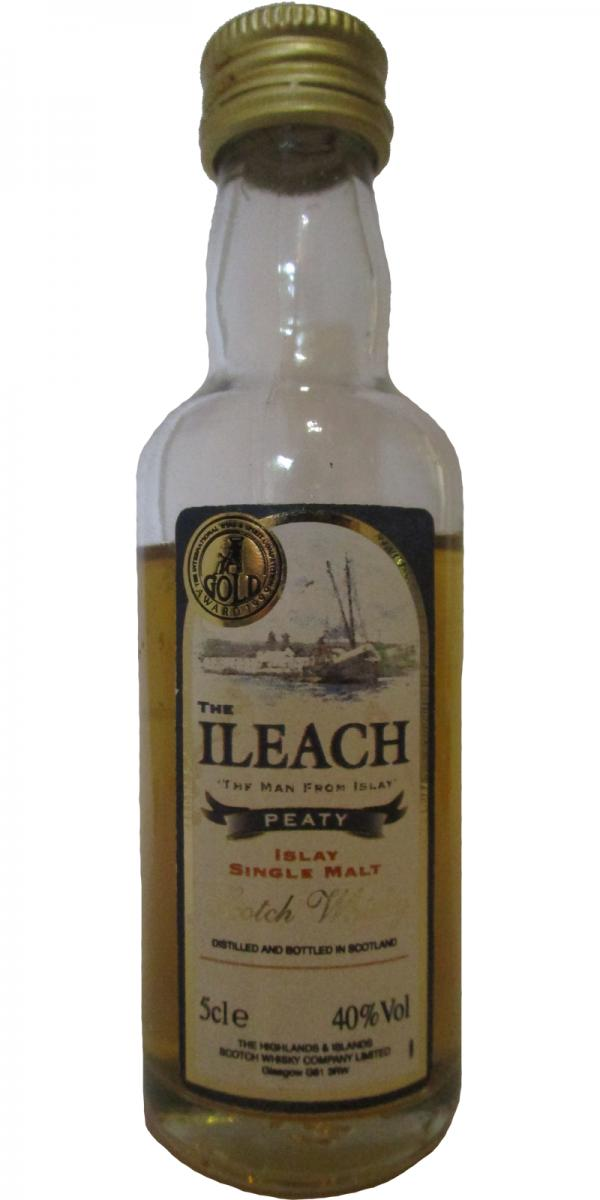 The Ileach Peaty H&I
