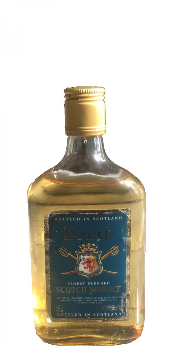 Royal Scotch Whisky