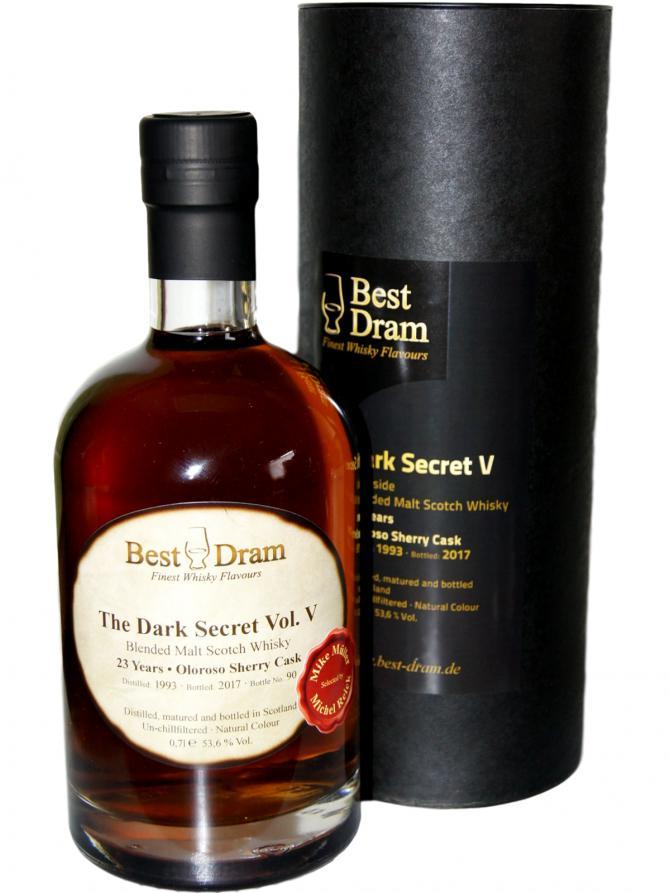 The Dark Secret 1993 BD