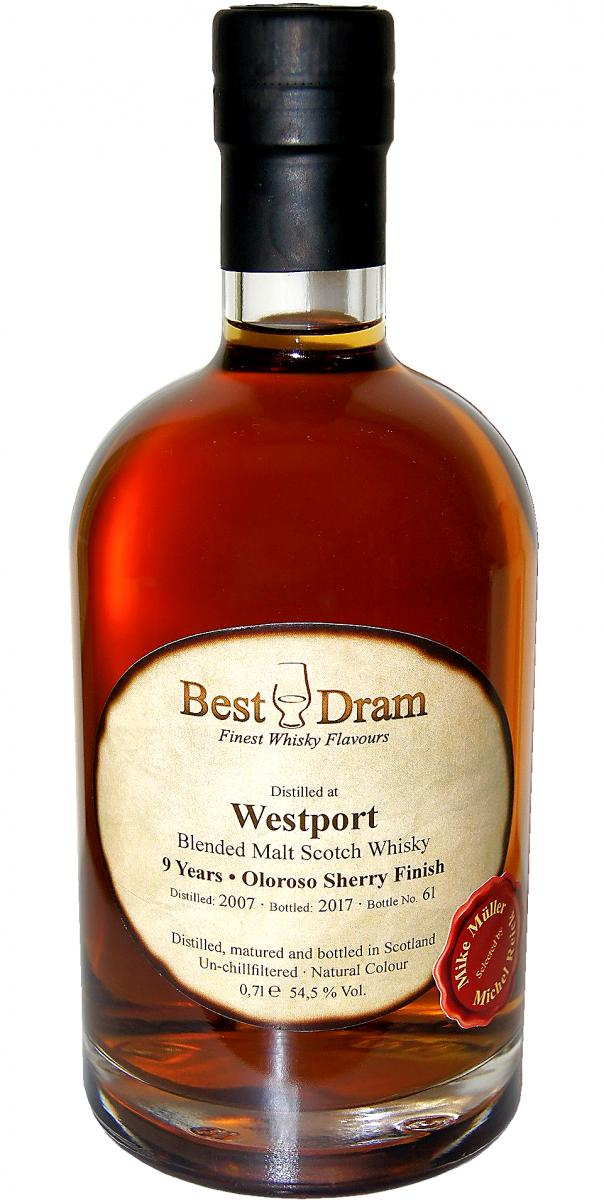 Westport 2007 BD
