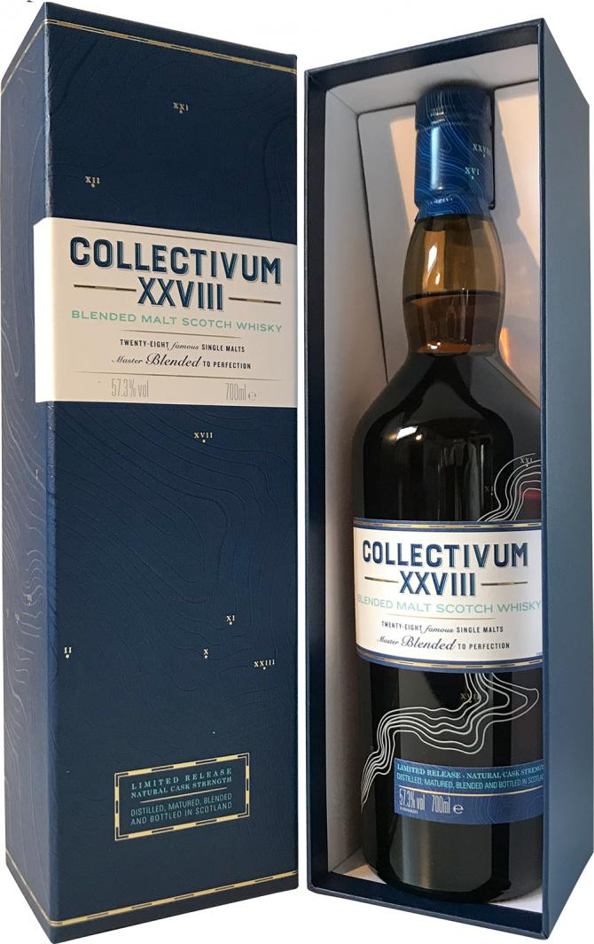 Collectivum XXVIII Blended Malt Scotch Whisky