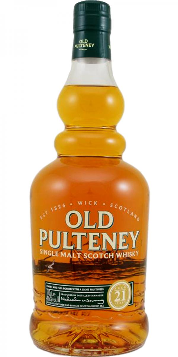 Old Pulteney 21-year-old