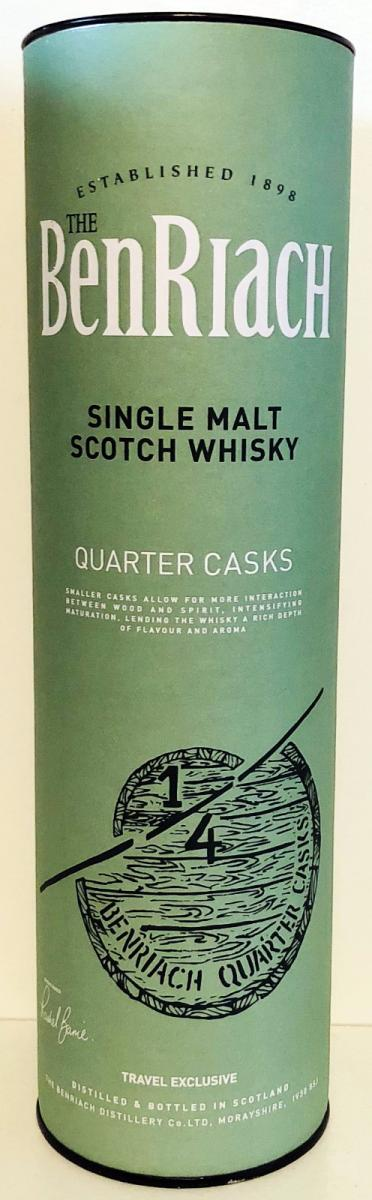 BenRiach Quarter Casks