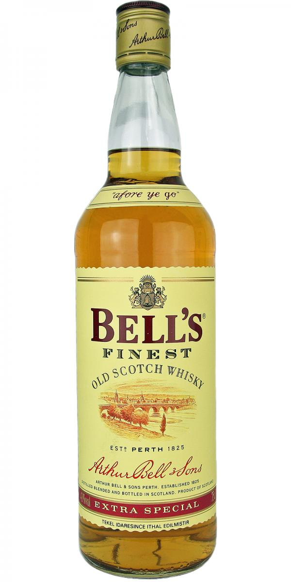 Bell's Finest - Old Scotch Whisky