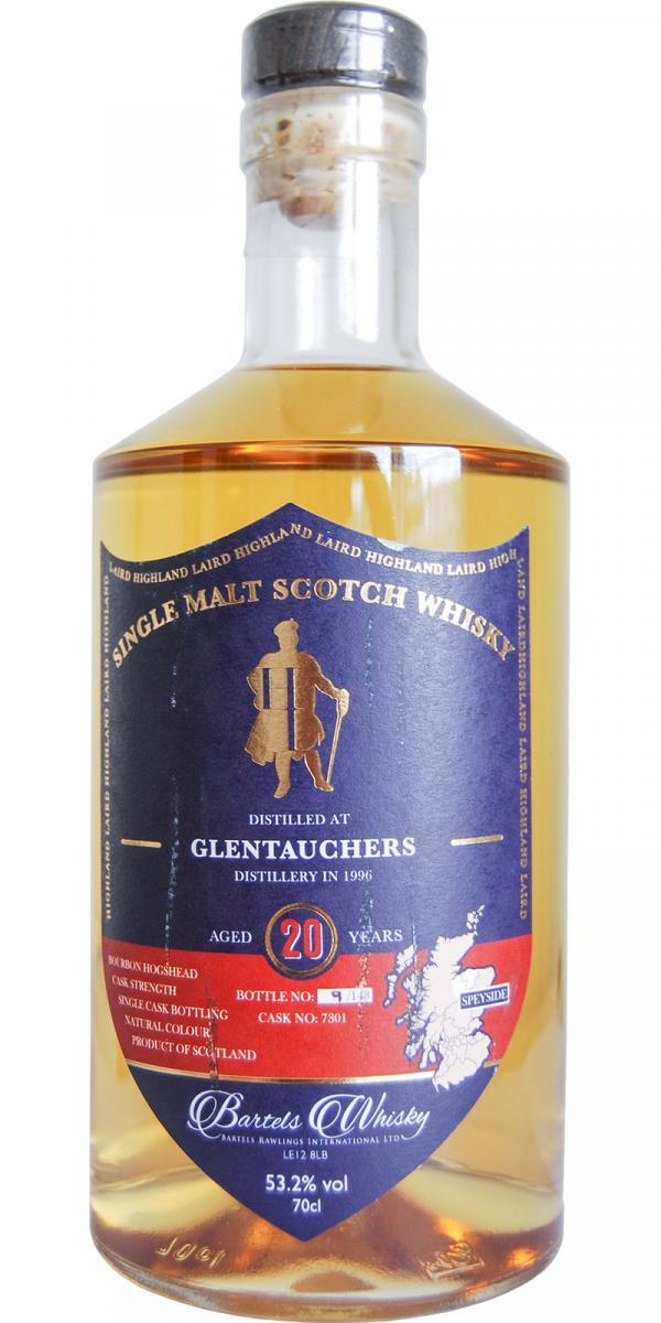 Glentauchers 1996 BRI