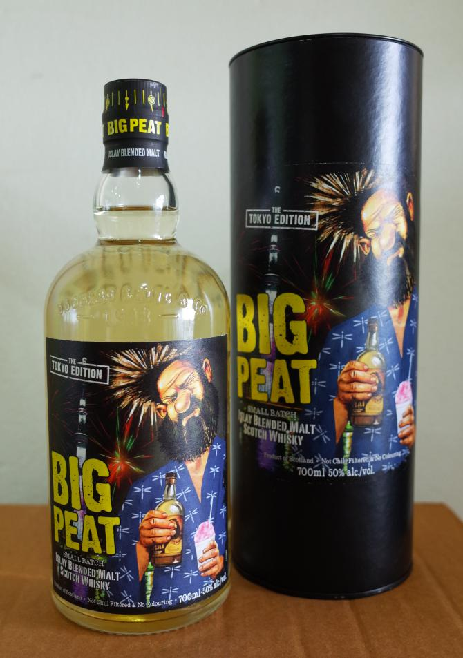 Big Peat The Tokyo Edition DL