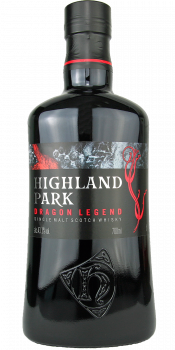 Highland Park Dragon Legend