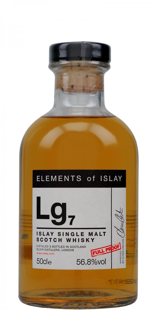 Lagavulin Lg7 ElD