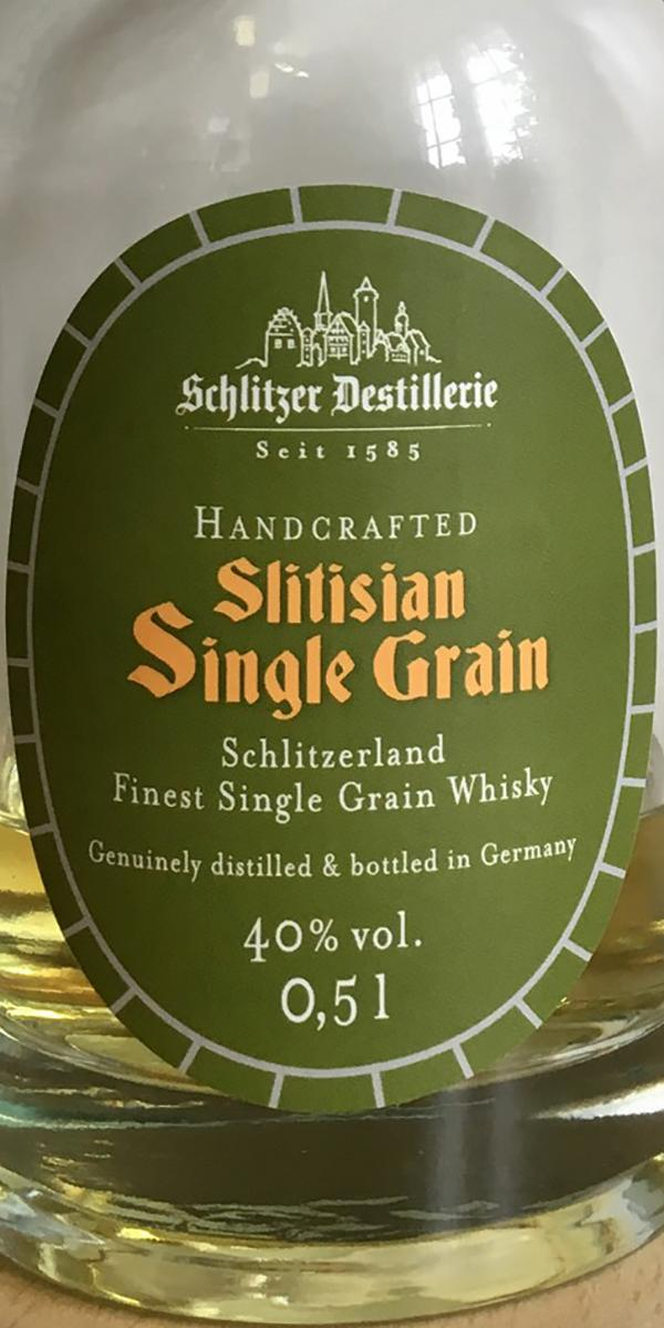 Slitisian Single Grain