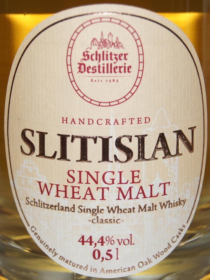 Slitisian Single Wheat Malt