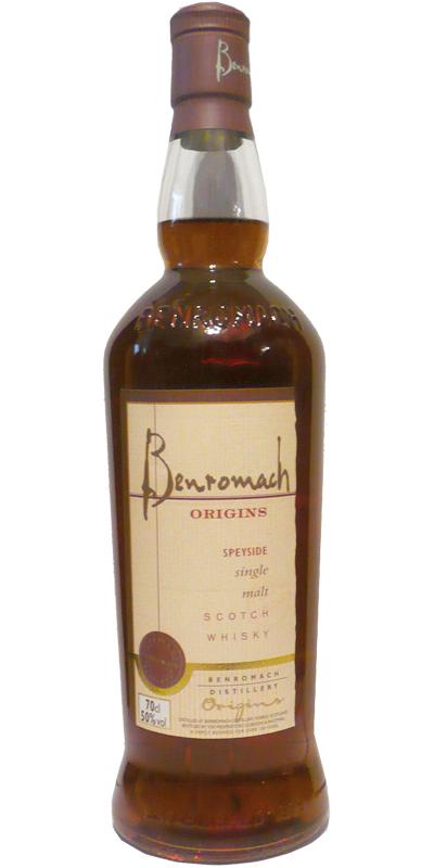 Benromach 1999 Origins