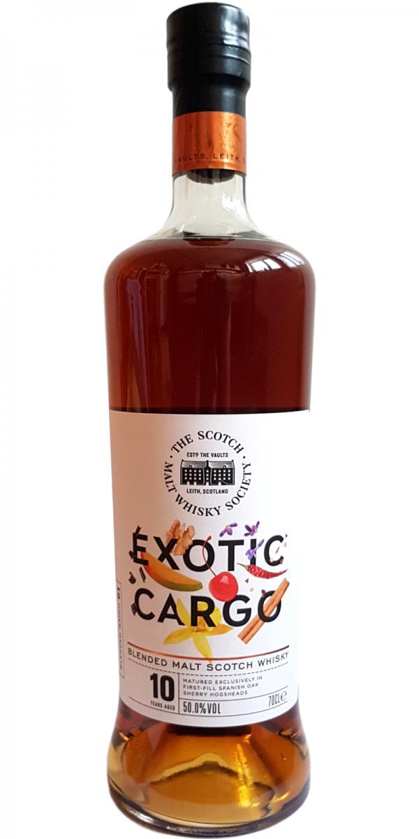 Exotic Cargo 2006 SMWS